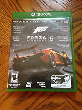 Forza Motorsport 5: Racing Game of the Year w/ case XBOX ONE