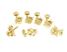 Kluson Revolution Locking Tuners F Style Nickel KFTL-3805NL