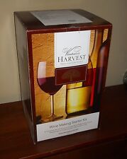 WINE KIT NEW 6 GALLON WINEMAKING EQUIPMENT GIFT SET TO MAKE WINE INGREDIENT KITS