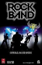 Prima Games - Rock Band (2007) - Used - Trade Paper (Paperback)