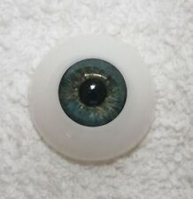 ~EyEcO EyEs PoLyGLaSs Eyes WoOdLaNd GrEeN 20MM~ REBORN DOLL SUPPLIES
