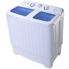 Compact Washing Machine Portable Apartment Size Washer With Wheels ...