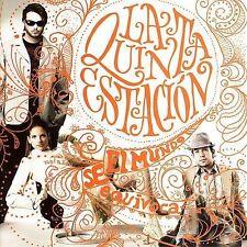 La Quinta Estacion : El Mundo Se Equivoca CD (2006)