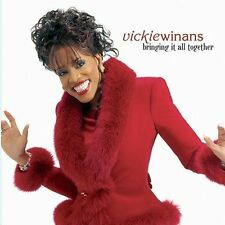 Winans, Vickie: Bringing It All Together  Audio Cassette