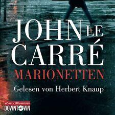 Carre, John le - Marionetten: 5 CDs - CD