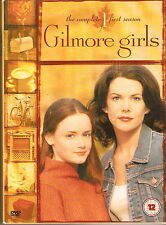 GILMORE GIRLS - Series 1. Lauren Graham, Alexis Bledel (6xDVD BOX SET 2006)