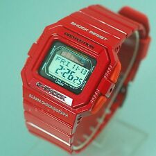 Brand New Casio G-Shock Digital Watch GLX-5500A-4D red