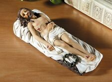 "The Dead Savior Jesus Christ statue 8"" Inch -AA"