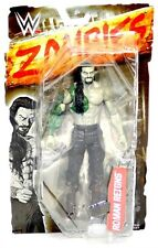 "WWE Mattel Zombies Series 1 Roman Reigns 6"" Action Figure IN HAND!"