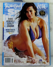 SPORTS ILLUSTRATED 2016 Swimsuit Issue Sexy ASHLEY GRAHAM Cover VIRTUAL REALITY