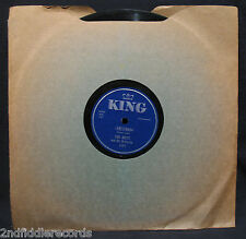 EARL BOSTIC-Song Of The Islands+Leibestraum-Unplayed Mint R&B  Jazz 78-KING 4754