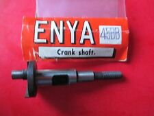 ENYA 45BB CRANK SHAFT, NEW OLD STOCK MADE IN JAPAN