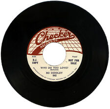 "BO DIDDLEY  ""WHO DO YOU LOVE?""     CLASSIC R&B  LISTEN!"