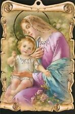 NICE MADONNA WITH CHILD PICTURE HOME INTERIOR DECOR new