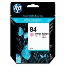 ORIGINALE HP Hewlett Packard HP 84 LIGHT MAGENTA CARTUCCIA INCHIOSTRO 69ml C5018A 09