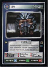 STAR TREK CCG THE BORG RARE CARD IDRIN