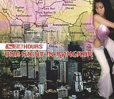 Zz/Various Artists - 24 Hours One Night In Bangkok (2005) - Used - Compact