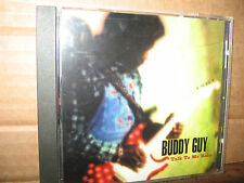 BUDDY GUY 1 SONG CD SINGLE TALK TO ME BABY PROMO 1996