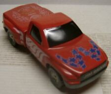 2001 Beam Convention Red Pickup Truck Decanter #119 of only 175 made