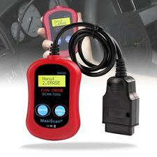 OBDII CAN Code Reader Check Engine Light Reset Tool MaxiScan MS300 OBD2