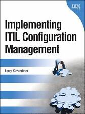 Implementing ITIL Configuration Management