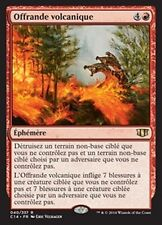 MTG Magic C14 - Volcanic Offering/Offrande volcanique, French/VF