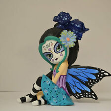 Jasmine Becket-Griffith JBG FRAGRANT GABRIELA Sugar Skull Fairies Figurine NEW