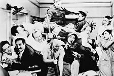 The Marx Brothers A Night at the Opera in closet 11x17 Mini Poster