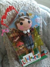 LALALOOPSY FOREST EVERGREEN, Full Size Doll, Hard to Find, New In Box!