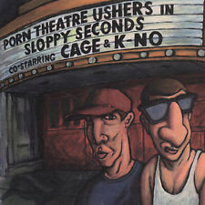Sloppy Seconds Porn Theatre Ushers MUSIC CD