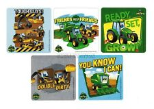 15 John Deere Farm Tractor Stickers Kid Party Goody Loot Bag Filler Favor Supply