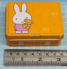 Miffy Tin Case With Clips Mercis BV   , h#8