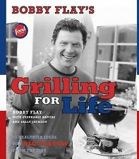 BOBBY FLAY'S COOKBOOK GRILLING FOR LIFE HB BOOK WDC