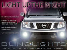 Fog Light Lamp Kit for Steel or Plastic Bumper for 2010-2017 Nissan Frontier