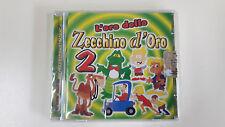 L'ORO DELLO ZECCHINO D'ORO VOLUME 2  NEW NUOVO SIGILLATO SEALED CD 8026877107330