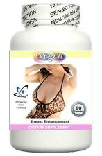 Breast Enlargement Pills Bust Cleavage Bra Enhancer Tablets No Silicone Implant