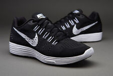 NIKE LUNARTEMPO WOMENS TRAINERS BLACK SHOES SIZE UK 5.5 EUR 39 RUNNING GYM