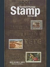 Scott 2015 Standard Postage Stamp Catalogue Volume 6: Countries of the-ExLibrary