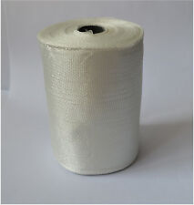1 Roll Fiberglass Cloth Tape E-Glass Wide 100mm *30m long Fiber Plain Weave