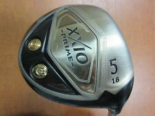 USED XXIO GOLF PRIME 5 Fairway wood 18° SP-800 Graphite Regular Flex Mens