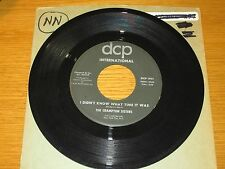 """DOO WOP GIRL GROUP 45 RPM - CRAMPTON SISTERS - DCP 1001 - """"I DIDN'T KNOW..."""""""