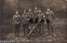 WW1 ASC Army Service Corps 9th Division ? South African Brigade ? in France