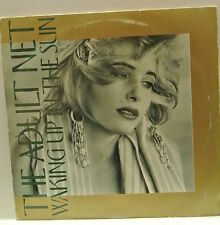 """7"""" VINYL SINGLE. (Remember) Walking In The Sand by The Adult Net. 1986. BEG 171."""