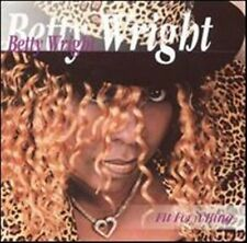 Wright, Betty Fit for a King CD
