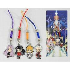Set 4 Strap / Phonestrap Fate Stay Night