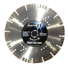"FORCE-X Toolpak 9"" 230mm Diamond Cutting Blade/Disc,Brick/Reinforced Metal,DBX23"