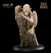 Weta Collectibles GOLLUM Mini Statue Lord of the Rings LotR The Hobbit New