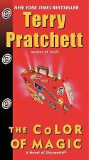 Discworld: The Color of Magic 1 by Terry Pratchett (2013, Paperback)