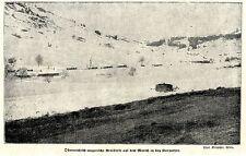 1915 * Die k.u.k.Artillerie auf dem Marsch in den Karpathen *  WW1