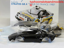 TEAM SLOT KIT010 Lancia Stratos GR.4 - Le Point - Complete Painted Kit - New